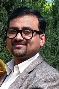Dr Manoj Bajaj, Asst Prof. Clinical Psychology GMCH, Chandigarh