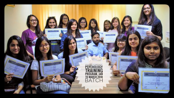 UIBS with Indian Forensic Organization