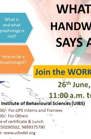 Graphology_Workshop