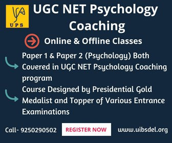 ugc net psychology coaching