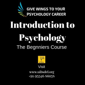 The Psychology Beginners