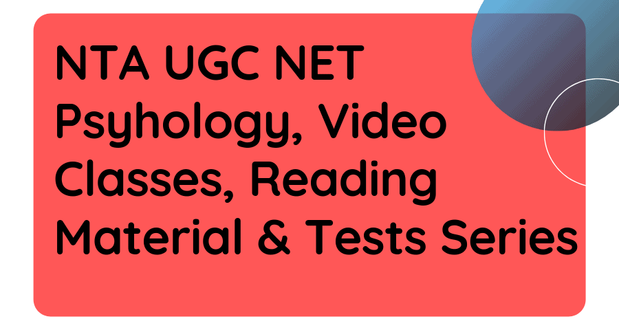 UGC NET Mock Tests-2