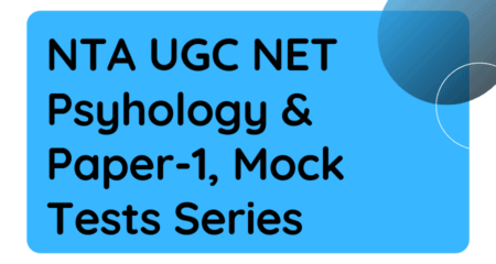 UGC NET Mock Tests-7